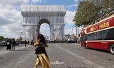 ห่อผ้าประตูชัยฝรั่งเศส งานศิลป์สะเทือนโลก สานฝันศิลปินผู้ล่วงลับ