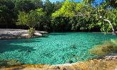 7 สวนน้ำกลางป่า ที่ธรรมชาติสร้างสรรค์ขึ้นมา มันก็จะใส ๆ หน่อย!!