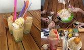 ลอดช่องน้ำตาลข้นโอวทึ้งเพชรบุรี สุดยอดตำนานแห่งขนมหวานเมืองเพชร!!