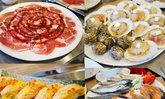 บุฟเฟ่ห์ปิ้งย่างที่โคตรคุ้ม! มา4จ่าย2 เนื้อ+ซีฟู้ด+อาหารญี่ปุ่น ร้าน Grillzilla @I'm Park Chula ไป 4คนตกหัวละ 359บาท ถึง 31 ก.ค.นี้เท่านั้น!!! [ChingCanCook]