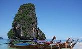 :: เที่ยวประหยัดเมืองกระบี่ กินโรตี พิชิตวัดถ้ำเสือ เที่ยวไม่เบื่อทัวร์ 4 เกาะ ::