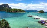 4 เกาะทะเลกระบี่ ความงดงามที่ยังคงไร้เทียมทาน