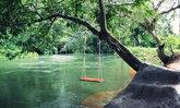 River Tales ลานกางเต๊นท์ริมน้ำบรรยากาศสุดโรแมนติก