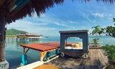 The Boathouse บางเสร่ นิยามของคำว่านอนชิลริมทะเลมีอยู่จริง!