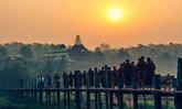 สะพานซูตองเป้ มหัศจรรย์แห่งศรัทธาของชาวแม่ฮ่องสอน