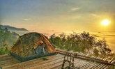 กม.7 โฮมสเตย์ จุดชมวิวทะเลหมอก สวรรค์บนดินแห่งเบตง