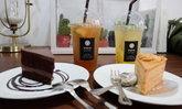 Vidrio Cake & Coffee ชิมเมนูเค้กหน้านิ่มแบบฟินๆ ในย่านซอยวิภาวดีรังสิต 16