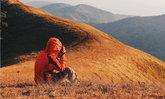 """""""ม่อนจองสีทอง"""" ภาพความทรงจำแสงอาทิตย์และสายหมอกสุดท้ายของปีนี้"""