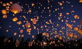 งานลอยโคมเวอร์ชั่นญี่ปุ่น ในเทศกาลทานาบาตะ ประจำปี 2019