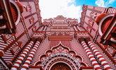 Jami Ul Alfar Mosque มัสยิดแดงแห่งศรีลังกา IG Spot ที่ต้องไปเห็นด้วยตาตัวเอง!