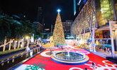 8 จุดเช็กอินชมต้นคริสต์มาสยักษ์และงานอีเว้นท์ต้อนรับปีใหม่ 2563