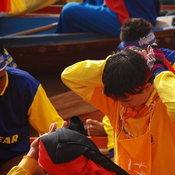 งานประเพณีแข่งเรือจังหวัดน่าน ชิงถ้วยพระราชทานฯ ประจำปี 2554