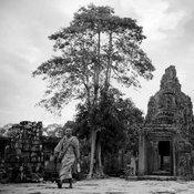 นครวัด ประเทศกัมพูชา