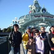 ครอบครัวคุณ Chanchai Jitchot โตเกียว ประเทศญี่ปุ่น