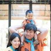 ครอบครัวคุณ Ann Kanitta Theeratanyaroj ร้าน PATAPlantation จังหวัดนนทบุรี