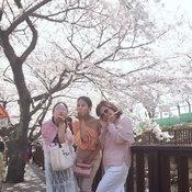 ครอบครัวคุณ Bew Daramitt  เมืองจินเฮ ประเทศเกาหลี