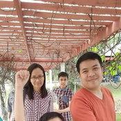 ครอบครัวคุณ Darunee Khumsri อำเภอสวนผึ้ง จังหวัดราชบุรี