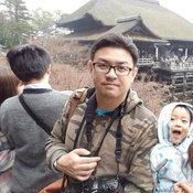 ครอบครัวคุณ Koch Intaphad วัดคิโยะมิซุ หรือวัดน้ำใส เมืองเกียวโต ประเทศญี่ปุ่น