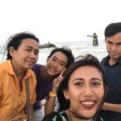 ครอบครัวคุณ Isabella Kataipa หาดปึกเตียน จังหวัดเพชรบุรี