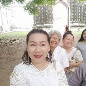 ครอบครัวคุณ Nathrada Nuinui เมืองละโว้ วังนารายณ์ จังหวัดลพบุรี