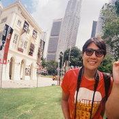ครอบครัวคุณ Nattaya pudding  Asian Civillization Museum , Singapore