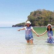 ครอบครัวคุณ Nuchanart Kitinan เกาะตะรุเตา จังหวัสตูล