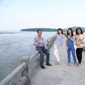 ครอบครัวคุณ Patsuda Chaiwong เกาะมะพร้าว จังหวัดภูเก็ต