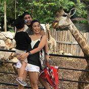 ครอบครัวคุณ Praiya Chalakarn  Bonanza exotic zoo , เขาใหญ่