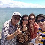 ครอบครัวคุณ Prapatsara Larpmahawong อ่างเก็บน้ำบางพระ จังหวัดชลบุรี