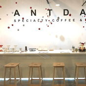 ANTDAY - Specialty Coffee & Arts