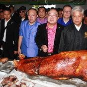 เทศกาลหมูย่างเมืองตรัง ปี 2554