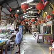 ตลาดคลองสวน