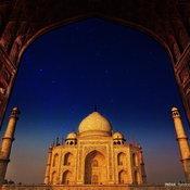 4. ทัชมาฮาล ประเทศอินเดีย
