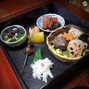 เซ็ทอาหารเจที่ร้าน Seigetu-an