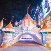 wOrld Of happiness 2562 เทศกาลประดับไฟคริสต์มาสสุดอลังการหน้าลาน centralwOrld
