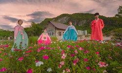 สวน วอน-แด-ซอง เกาหลีทิพย์แห่งกาญจนบุรี เปิดให้บริการ 22 พ.ค. นี้