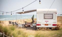 Eureka Beach Cafe คาเฟ่ริมหาด กับรถบ้านสไตล์แคมป์ปิ้ง