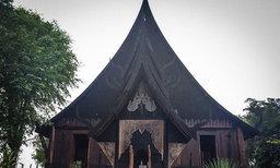 รีวิวพิพิธภัณฑ์บ้านดำ จ.เชียงราย ของอ.ถวัลย์ ดัชนี ที่ท่องเที่ยว ที่ควรไปเยือนสักครั้ง