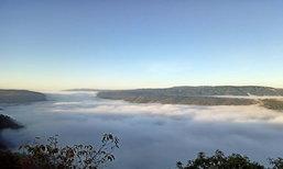 ภูหินเซา จุดชมวิวทะเลหมอกแห่งใหม่ของจังหวัดเลย