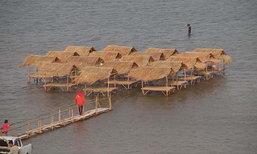 มุกดาหาร เตรียมเปิดหาดมโนภิรมย์คลายร้อนพร้อมมาตรการป้องกันโควิด 19