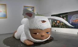 Alex Face's Alive: การกลับมาของศิลปินกราฟิตี้และเด็กหญิงสามตาของเขา