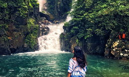 """รีวิว """"น้ำตกพลิ้ว"""" ความสวยงามตามธรรมชาติ ที่แสนชุ่มฉ่ำหัวใจ"""