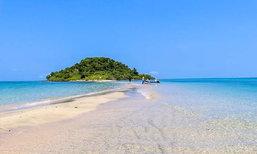 เที่ยวเกาะครามน้อย ทะเลแหวกแห่งพัทยา! เดินทางด้วยเรือยอร์ชสุดหรู