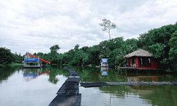 บ้านภูเขารักน้ำ ความสุขใกล้กรุงเทพ ท่ามกลางป่าเขาและสายหมอก