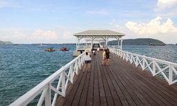 เที่ยวทะเลใกล้ๆ เติมความสุขง่ายๆ ที่เกาะสีชัง