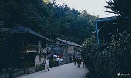 """วันชิลเดย์! หนึ่งวันกับหมู่บ้านในป่าใหญ่ """"แม่กำปอง"""""""