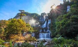 """การเดินทางพิชิต """"น้ำตกทีลอซู"""" ล่องแพ เดินป่า ตามหาราชาแห่งน้ำตกไทย"""