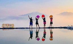 ทะเลหมอกเขาจังโหลน ถ่ายรูปสวยเหมือนไม่ได้อยู่ไทย มหัศจรรย์แห่งแดนใต้ที่ควรไปชม
