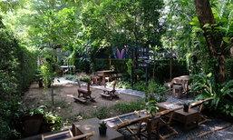 Gardena cafe คาเฟ่ในสวนกลางหมู่บ้านย่านปทุมธานี
