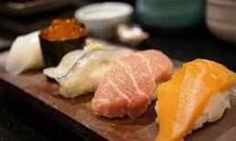 'Endo Sushi' ซูชิร้าน..เก่าแก่ จาก Osaka
